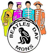 Logo original du Beatles Day